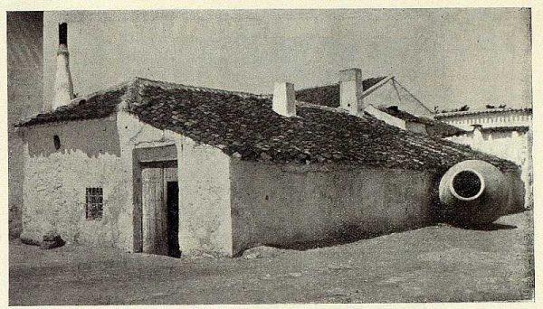 078_TRA-1926-229-El Toboso, antigua casa de parientes de Dulcinea