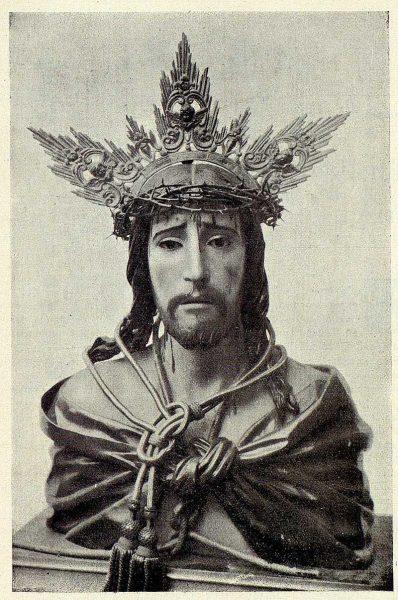 078_TRA-1928-255 - Talla de Cristo atribuida a Pedro de Mena - Foto Rodríguez
