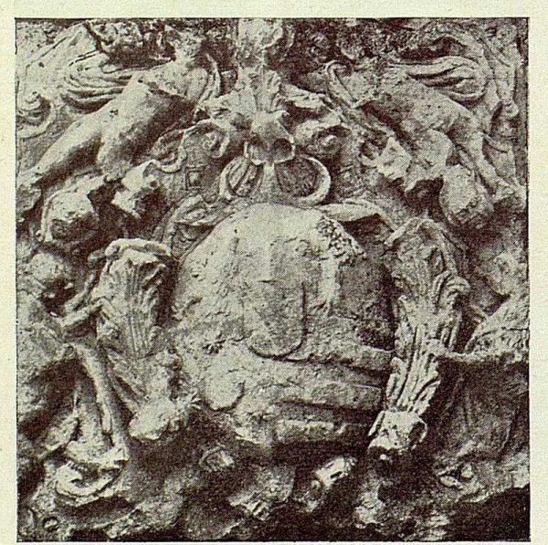 079_TRA-1926-229-El Toboso, palacio de Dulcinea, escudo de los Martínez Zarco-01