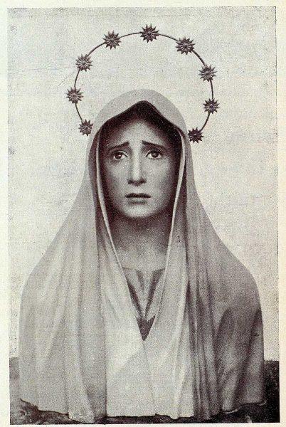 079_TRA-1928-255 - Talla de la Virgen atribuida a Pedro de Mena - Foto Rodríguez