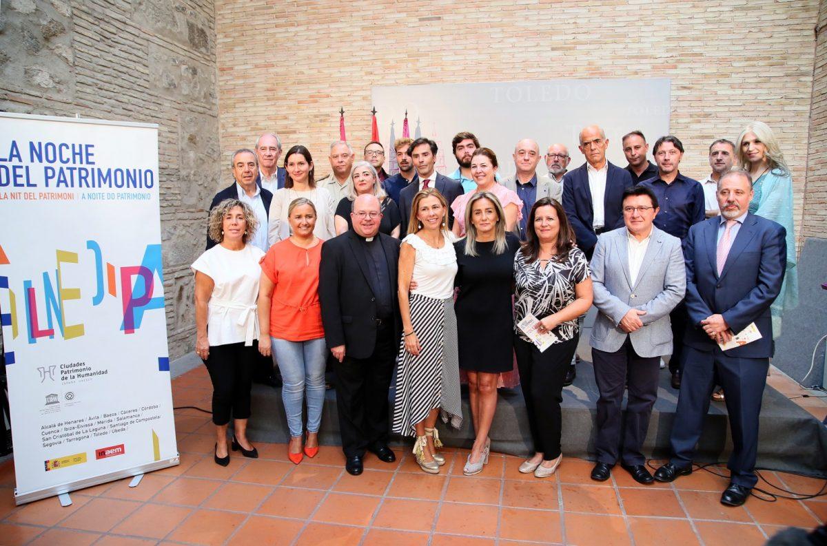 http://www.toledo.es/wp-content/uploads/2019/09/07_noches_patromonio-1-1200x793.jpg. Conoce la programación de 'La Noche del Patrimonio' del 21 de septiembre