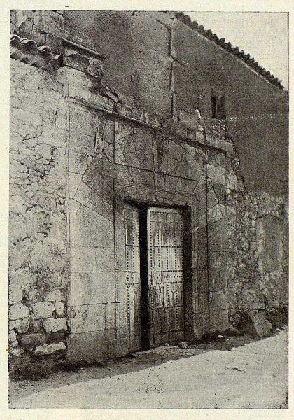 081_TRA-1926-229-El Toboso, palacio de Dulcinea-01