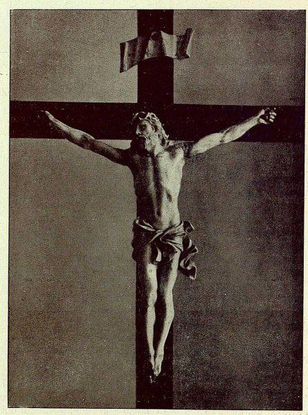 081_TRA-1929-273 - Museo de San Vicente, Cristo de marfíl - Foto Rodríguez