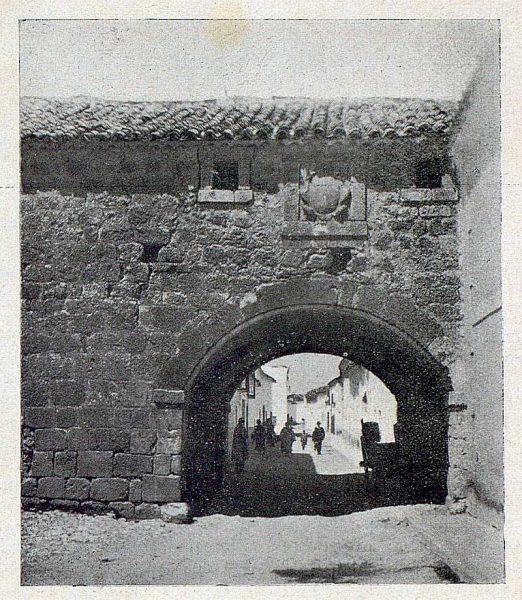 083_TRA-1930-283-284-El Toboso, una calle-Foto Belda
