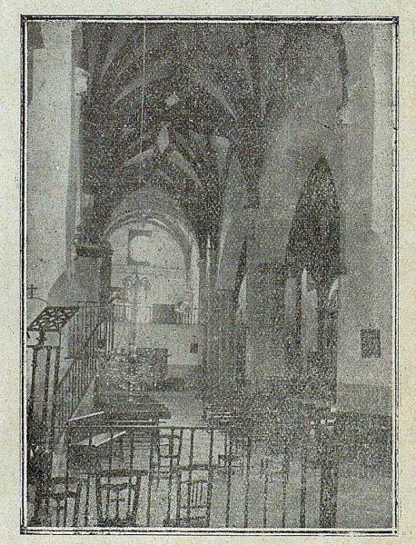090_TRA-1921-161-Interior de la Iglesia de Illescas-Foto Román