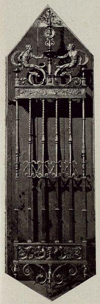 093_TRA-1921-172 - Reja forjada y cincelada de Julio Pascual - Foto Rodríguez