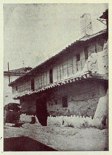 094_TRA-1924-206-Illescas, casa medieval-Foto Aguilar