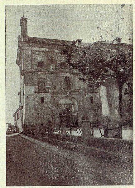 095_TRA-1924-206-Illescas, iglesia del Hospital de la Caridad-Foto Rodríguez