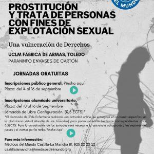 VI Jornadas Prostitución y Trata de personas con fines de explotación sexual: Presentación