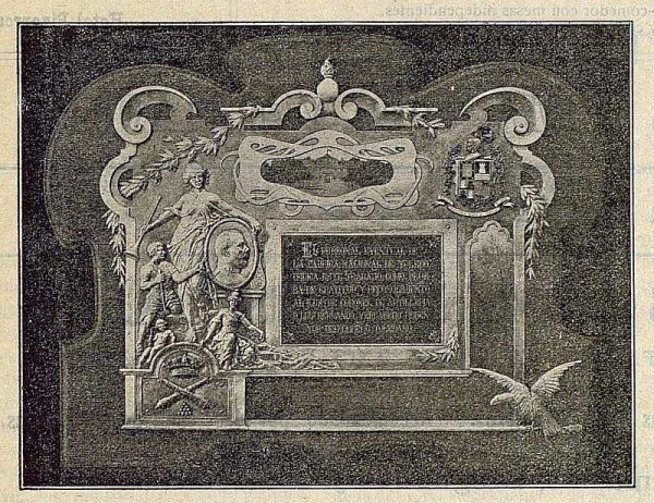 100_TRA-1916-046 - Placa Homenaje obrero al Coronel Hernando de la Fábrica de Armas