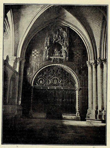 106_TRA-1926-231-Catedral, capilla Mozárabe-Foto Clavería