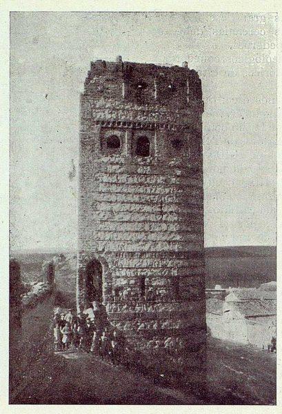 111_TRA-1923-202-Maqueda, torre de la Vela-Foto Rodríguez