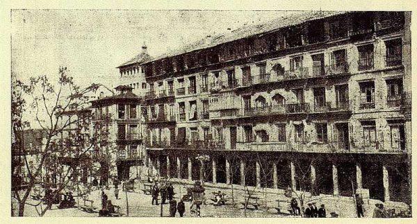 111_TRA-1928-261-Plaza de Zocodover