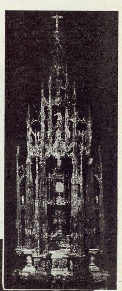 112_TRA-1923-195 - Procesión del Corpus, la Custodia - Foto Rodríguez