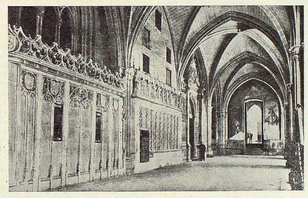 112_TRA-1923-202-Catedral, claustro-Foto Camarasa