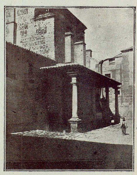 113_TRA-1929-267-Plaza de Santo Domingo el Real