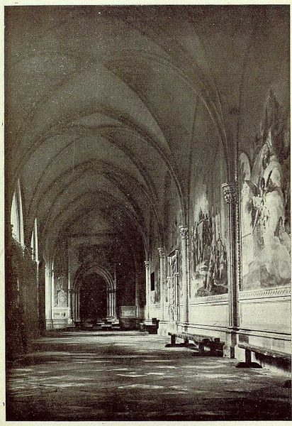114_TRA-1925-226-Catedral, claustro bajo-Foto Clavería