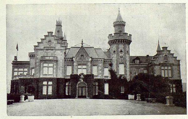 115_TRA-1922-184-Palacio del Castañar, fachada principal-Foto Rodríguez