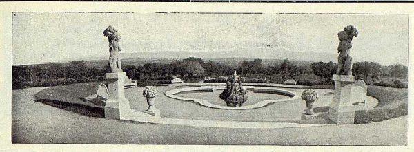 116_TRA-1922-184-Palacio del Castañar, fuente