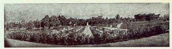 118_TRA-1922-184-Palacio del Castañar, rosaleda-Foto Rodríguez