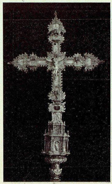 118_TRA-1926-238 - Congreso Eucarístico Nacional, exposición, cruz de plata, Pastrana