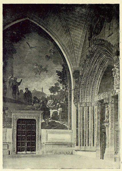118_TRA-1930-278-Catedral, claustro, puertas de Santa Catalina y de San Pedro-Foto Clavería