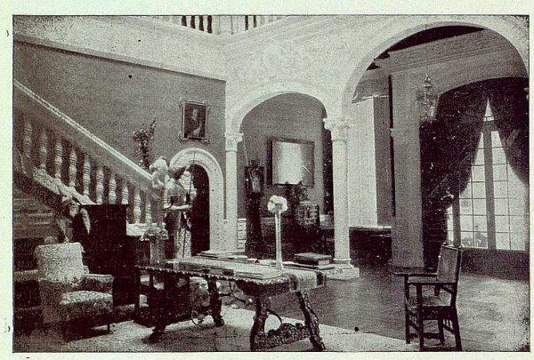 119_TRA-1922-184-Palacio del Castañar, zaguán-01