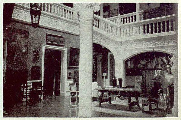 120_TRA-1922-184-Palacio del Castañar, zaguán-02