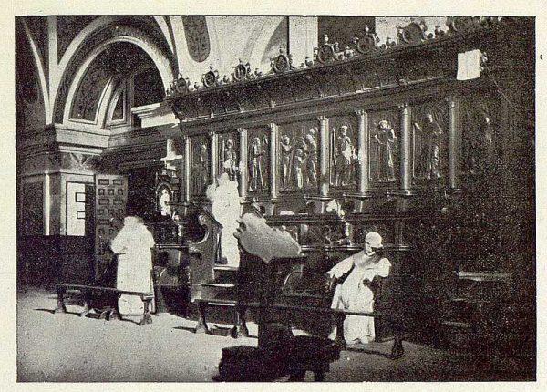 126_TRA-1925-217-Ocaña, convento de Santo Domingo de Guzmán-Foto Camarasa