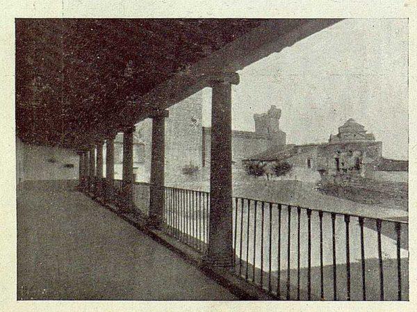 128_TRA-1930-277-Parador de Oropesa, detalle
