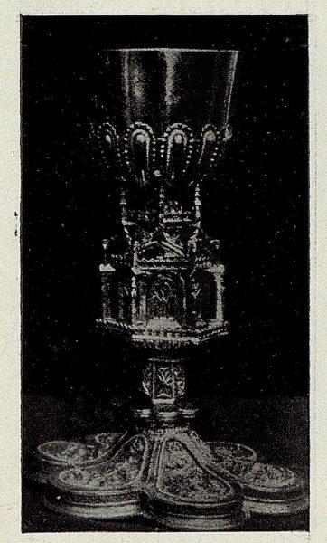 129_TRA-1926-238 - Congreso Eucarístico Nacional, exposición, cáliz, Ajofrín