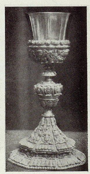 130_TRA-1926-238 - Congreso Eucarístico Nacional, exposición, cáliz, Brihuega