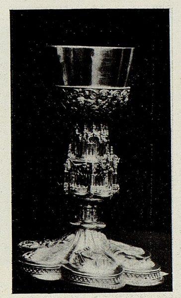 131_TRA-1926-238 - Congreso Eucarístico Nacional, exposición, cáliz, Fuensalida