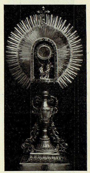 135_TRA-1926-238 - Congreso Eucarístico Nacional, exposición, gran custodia de plata