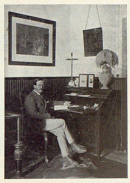 136_TRA-1923-191-La casona de San Martín de Pusa, despacho
