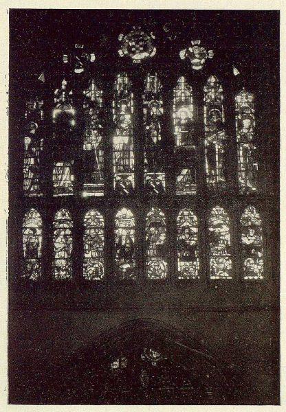 138_TRA-1929-271-Catedral, vidriera-Foto Rodríguez