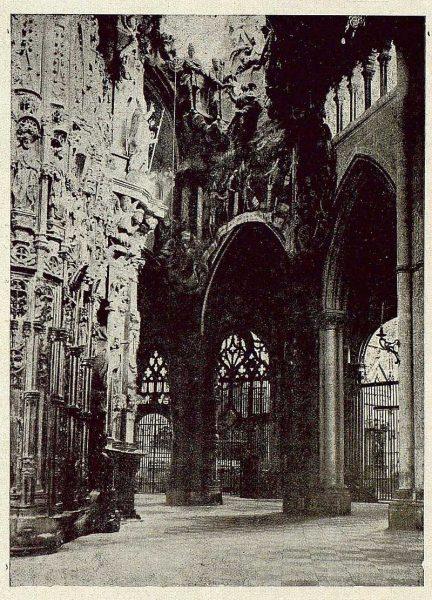 139_TRA-1921-175-Catedral, la Girola-Foto Wunderlich