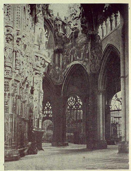 140_TRA-1922-184-Catedral, la Girola-Foto Clavería