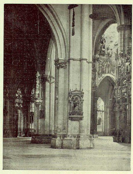 144_TRA-1930-275-Catedral, la Girola-Foto Clavería
