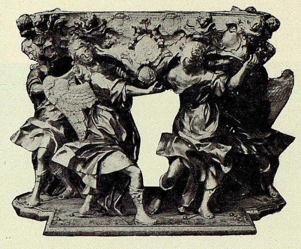 145_TRA-1927-244 - Corpus, peana de la Custodia