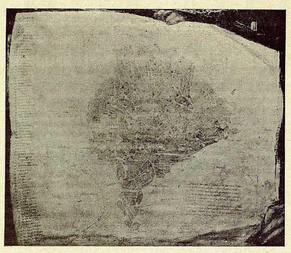149_TRA-1916-031 - Plano del Cuadro del Greco