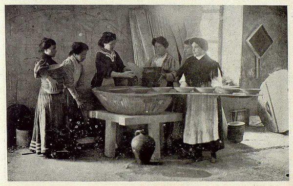 151_TRA-1920-149-Cerámica de Talavera Ruiz de Luna, operación del vidriado