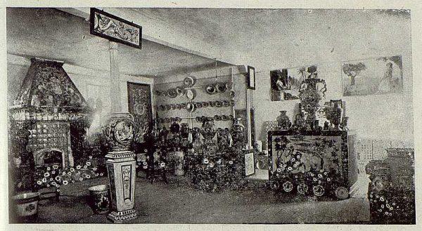 156_TRA-1920-149-Cerámica de Talavera Ruiz de Luna, sala de ventas