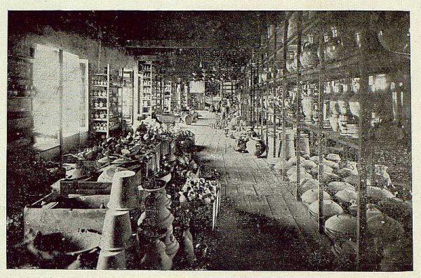 160_TRA-1920-149-Cerámica de Talavera Ruiz de Luna, uno de los almacenes