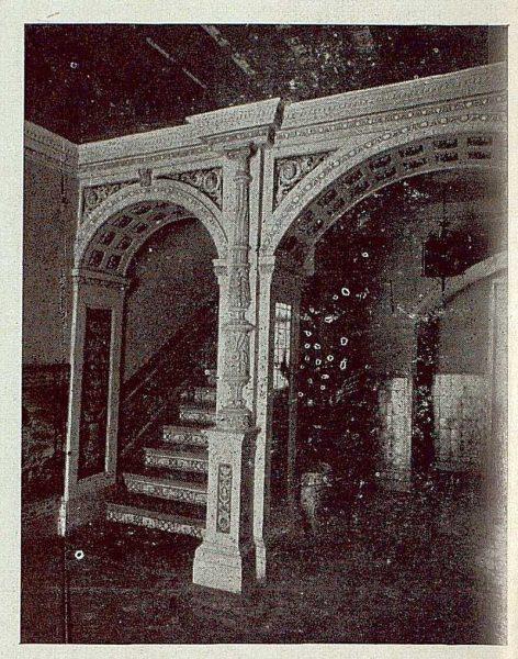 163_TRA-1920-149-Zaguan de la casa particular de Ruiz de Luna
