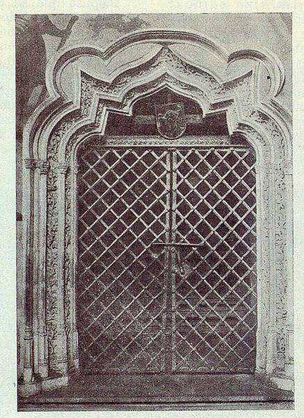 164_TRA-1924-203-Catedral-Puerta de la escalera de Tenorio