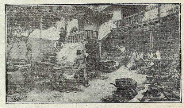 167_TRA-1920-159 - Cuadro de Las Tenerías del pintor Arredondo