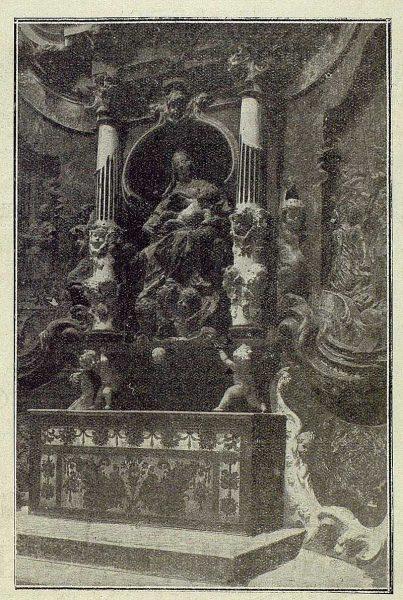 178_TRA-1920-158-Catedral, Detalle del Transparente-Foto Clavería