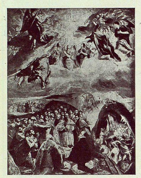 186_TRA-1922-182 - El Sueño de Felipe II de El Greco
