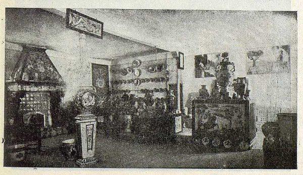 189_TRA-1923-197-Cerámica Juan Ruiz de Luna, sala de exposiciones